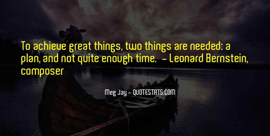 Meg Jay Quotes #957742