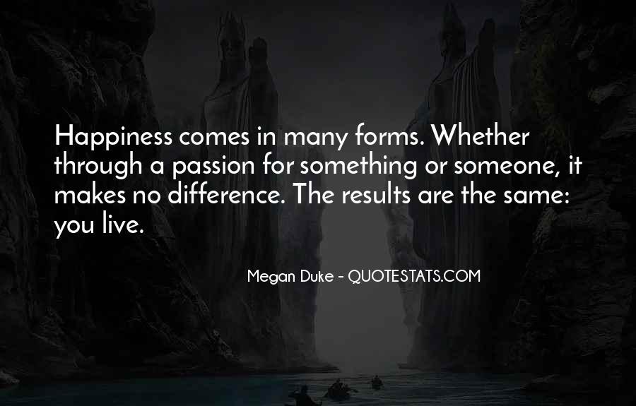 Megan Duke Quotes #1836543