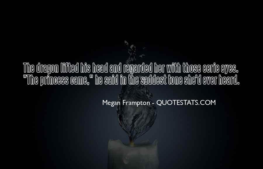 Megan Frampton Quotes #1628