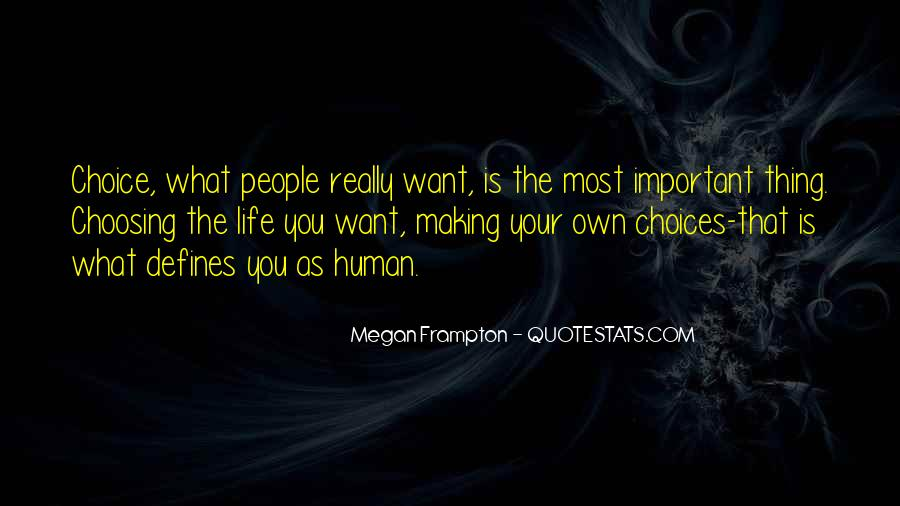 Megan Frampton Quotes #398767