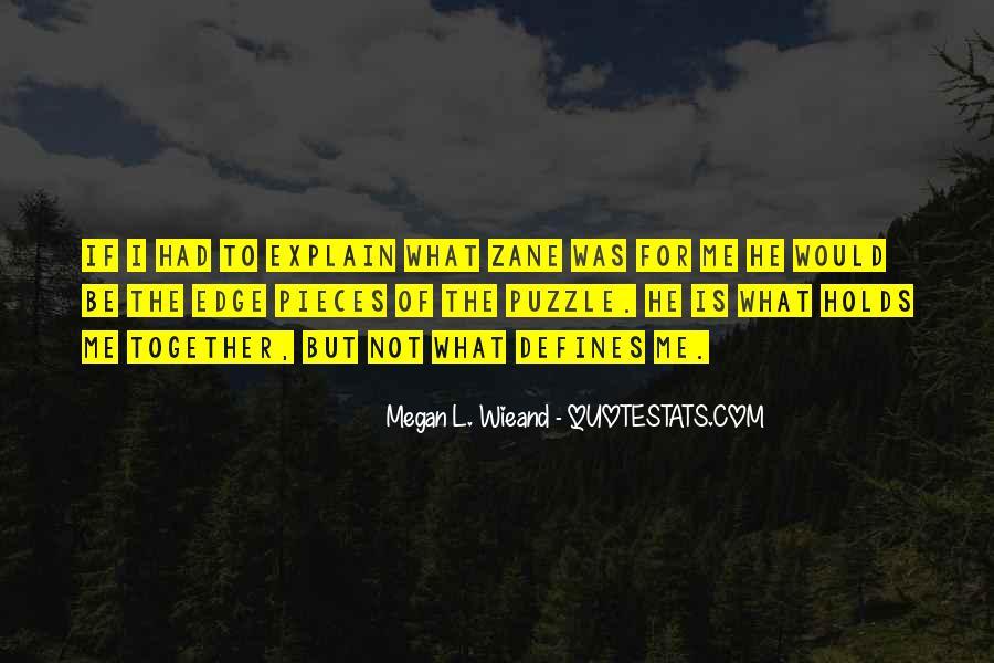 Megan L. Wieand Quotes #282296