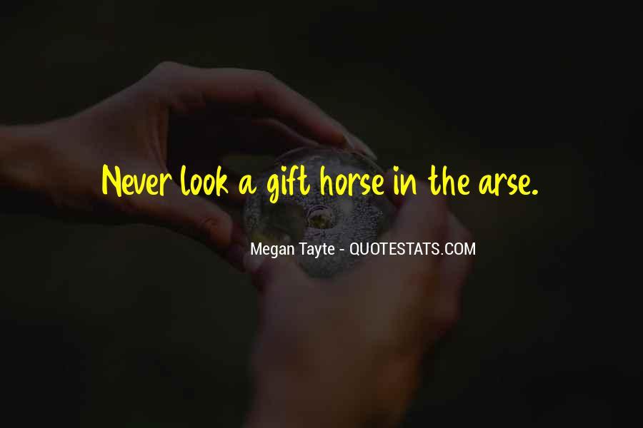 Megan Tayte Quotes #1328536