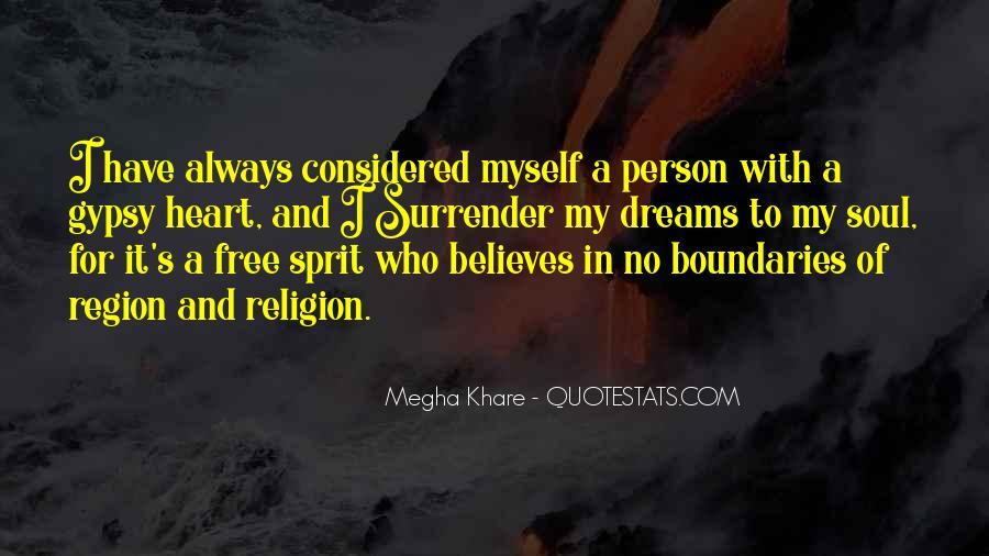 Megha Khare Quotes #1257304