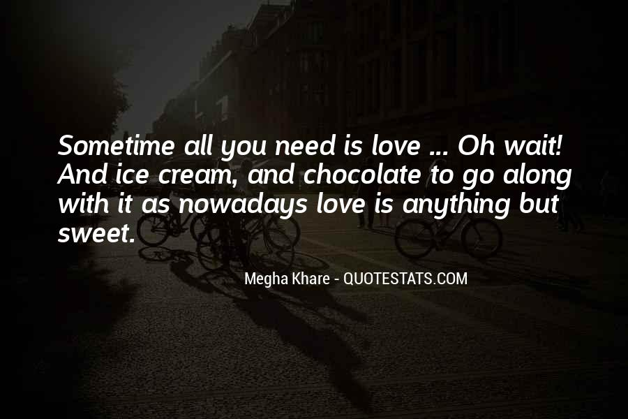Megha Khare Quotes #1509639