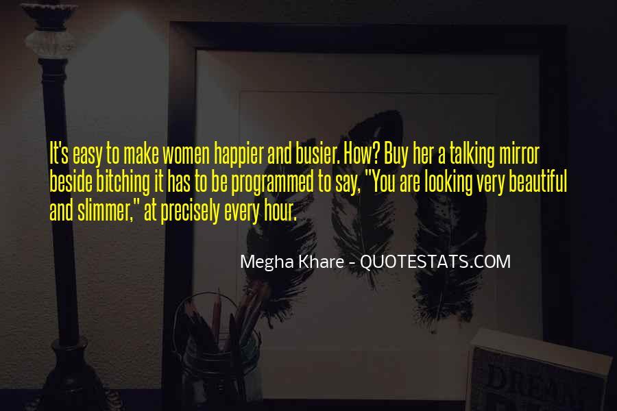 Megha Khare Quotes #52372