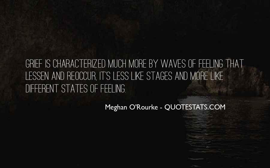 Meghan O'Rourke Quotes #1315549