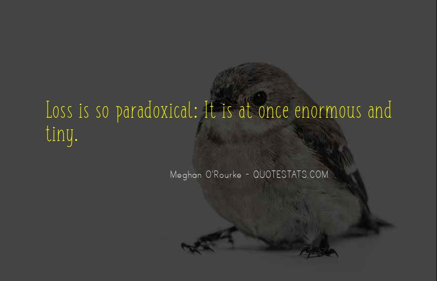 Meghan O'Rourke Quotes #1350364