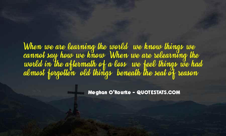 Meghan O'Rourke Quotes #1514738