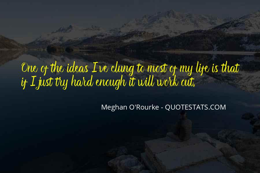 Meghan O'Rourke Quotes #1533934