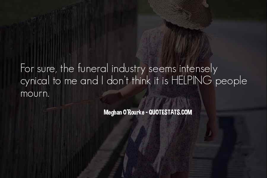 Meghan O'Rourke Quotes #1763797