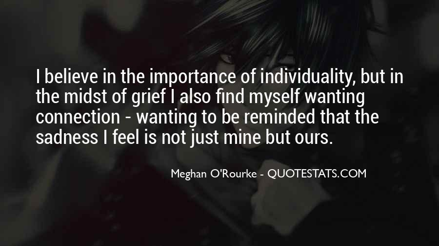 Meghan O'Rourke Quotes #1778863