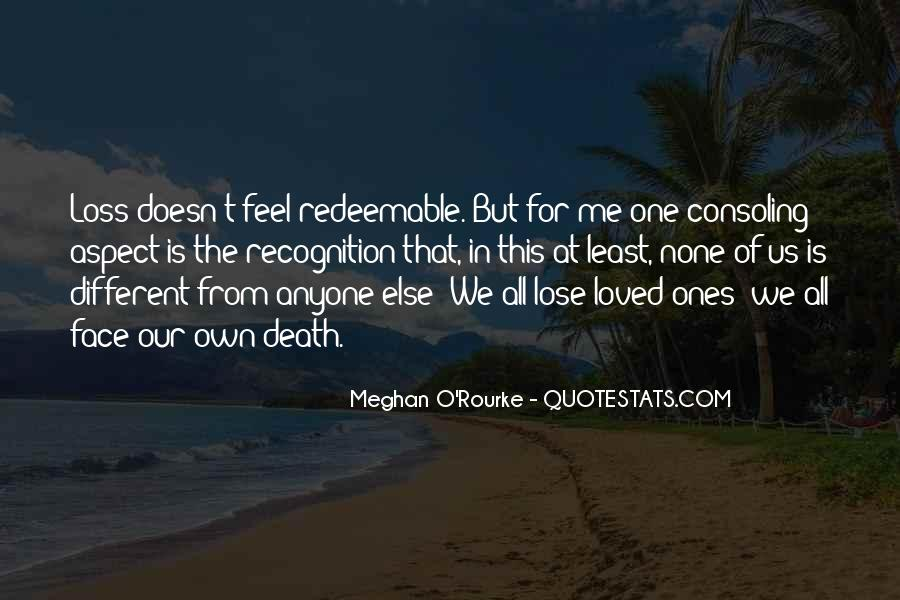 Meghan O'Rourke Quotes #1811347