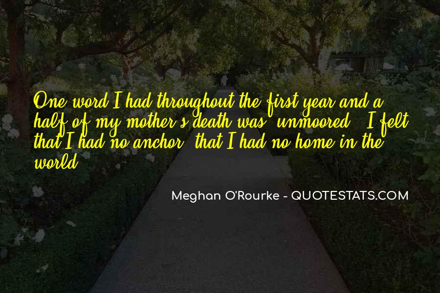 Meghan O'Rourke Quotes #213318