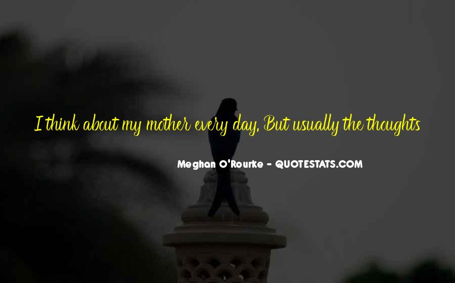 Meghan O'Rourke Quotes #258342