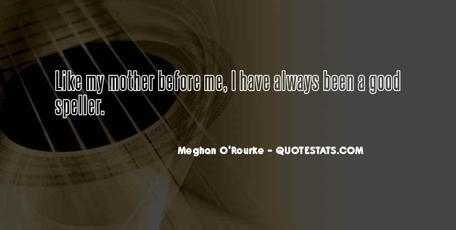 Meghan O'Rourke Quotes #444417