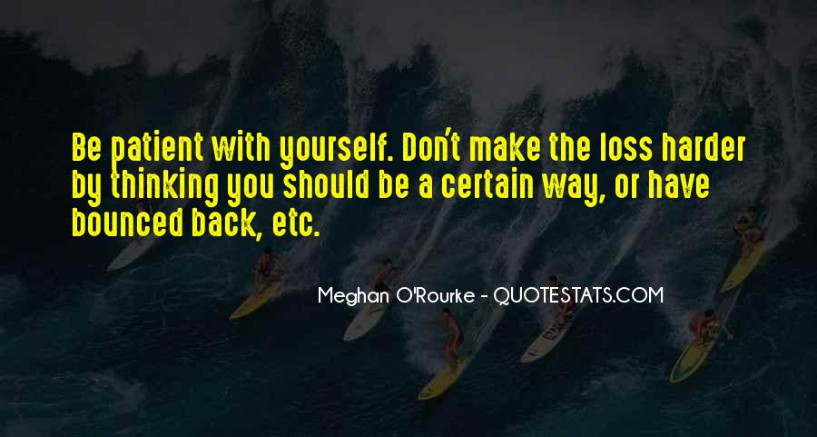 Meghan O'Rourke Quotes #546664