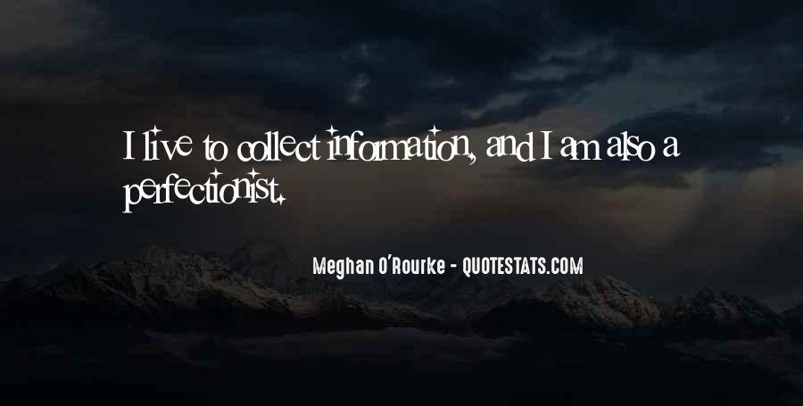 Meghan O'Rourke Quotes #807059