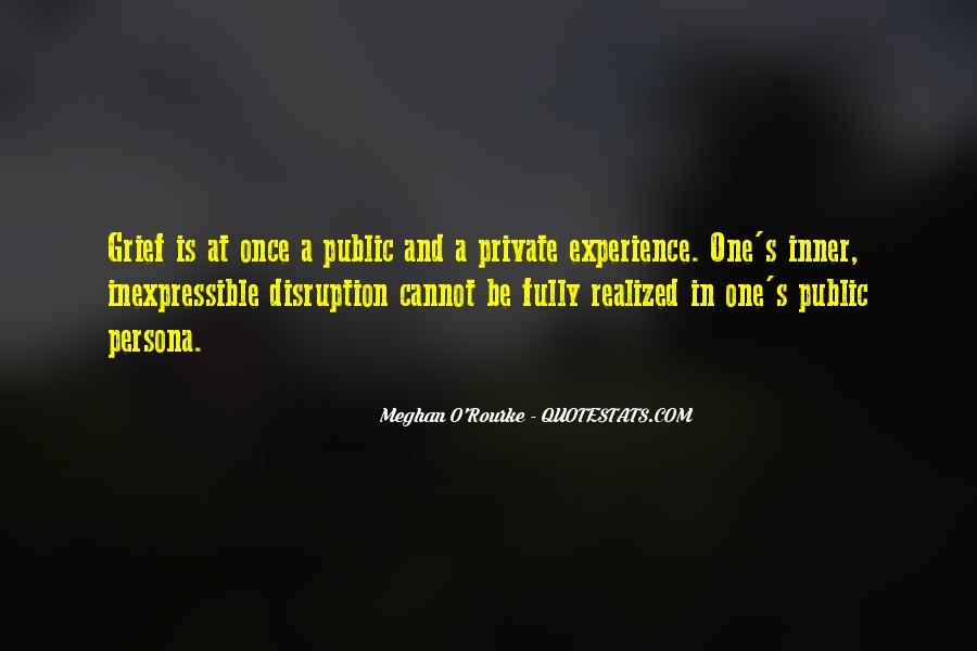Meghan O'Rourke Quotes #893540