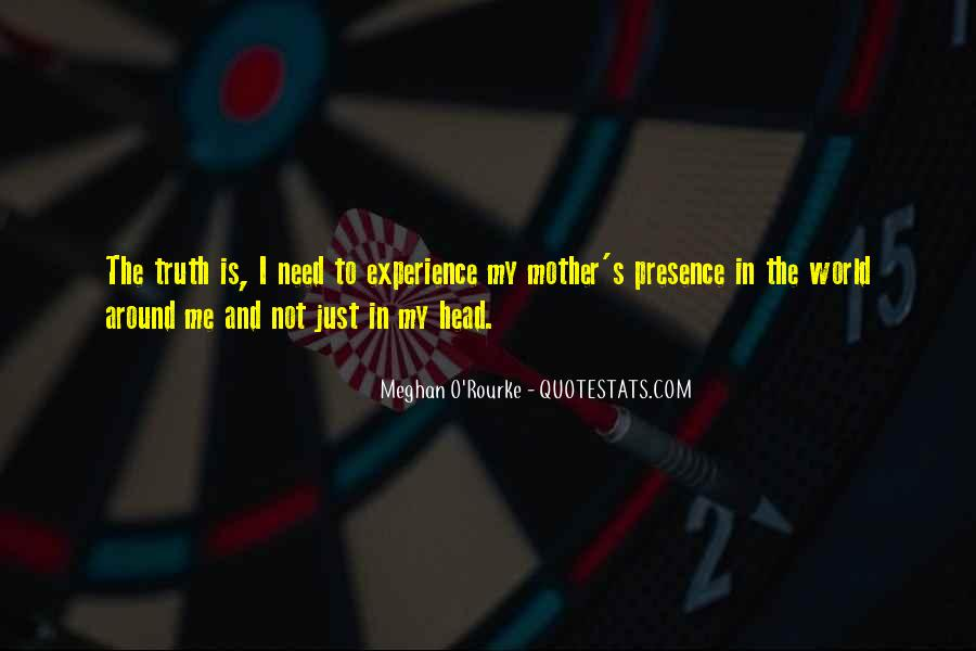 Meghan O'Rourke Quotes #917442