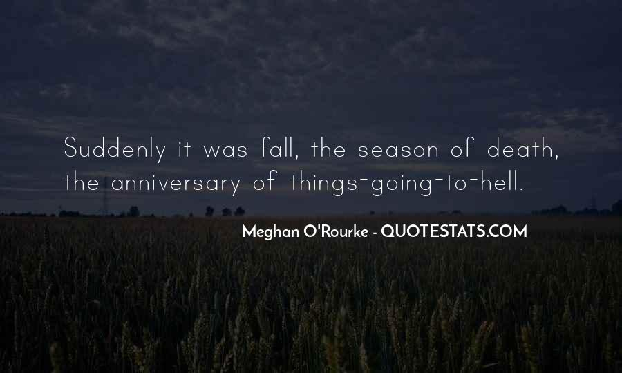 Meghan O'Rourke Quotes #955907
