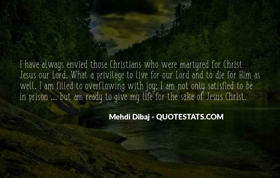 Mehdi Dibaj Quotes #1783161