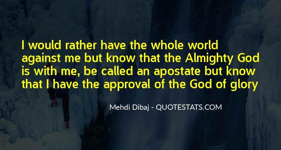 Mehdi Dibaj Quotes #1813946