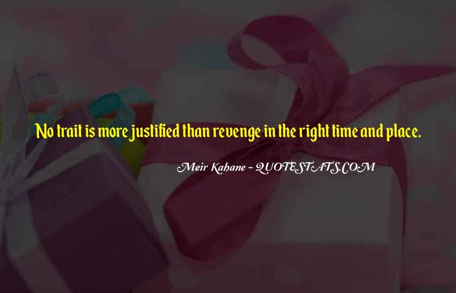 Meir Kahane Quotes #171080