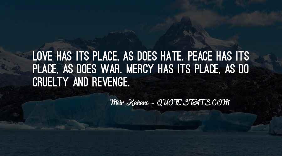 Meir Kahane Quotes #437937