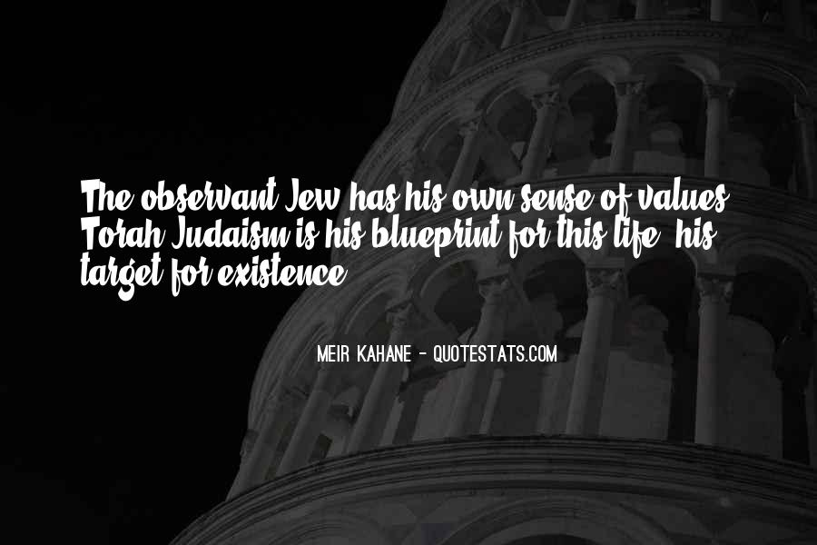 Meir Kahane Quotes #49335
