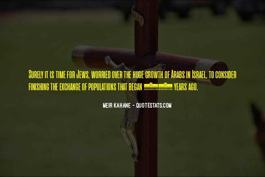 Meir Kahane Quotes #679656
