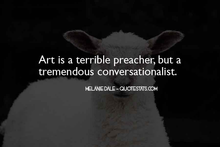 Melanie Dale Quotes #987233