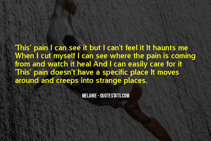 Melanie Quotes #1110479