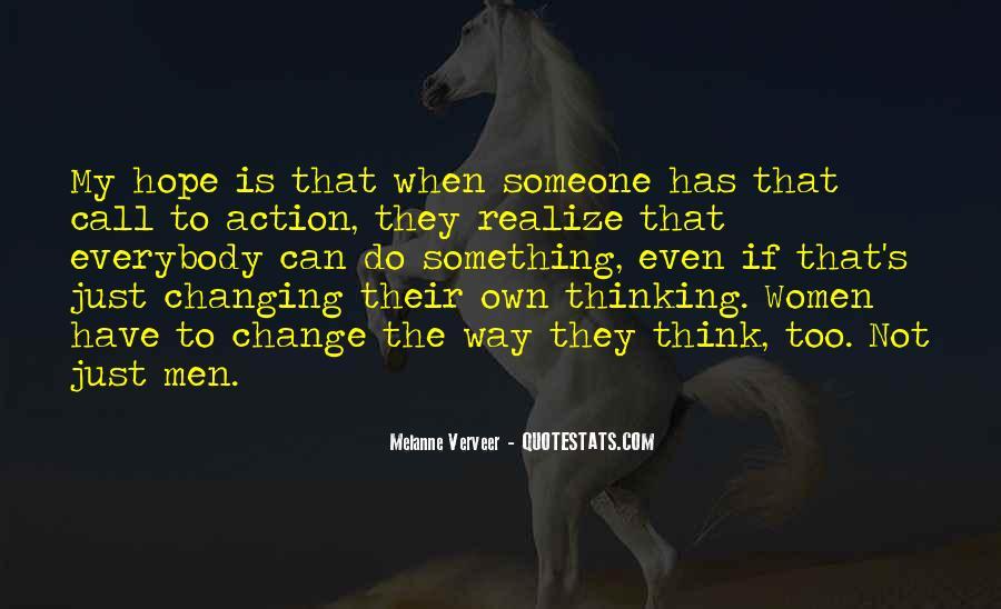 Melanne Verveer Quotes #1605336