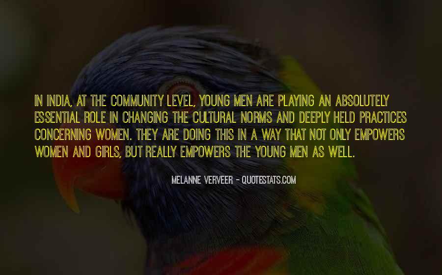 Melanne Verveer Quotes #173226