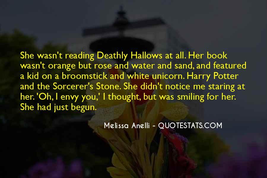 Melissa Anelli Quotes #1021563