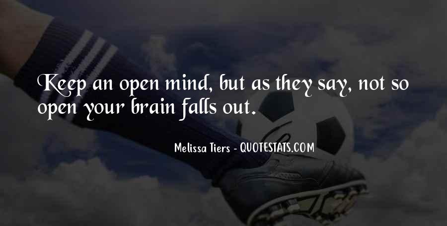 Melissa Tiers Quotes #849611