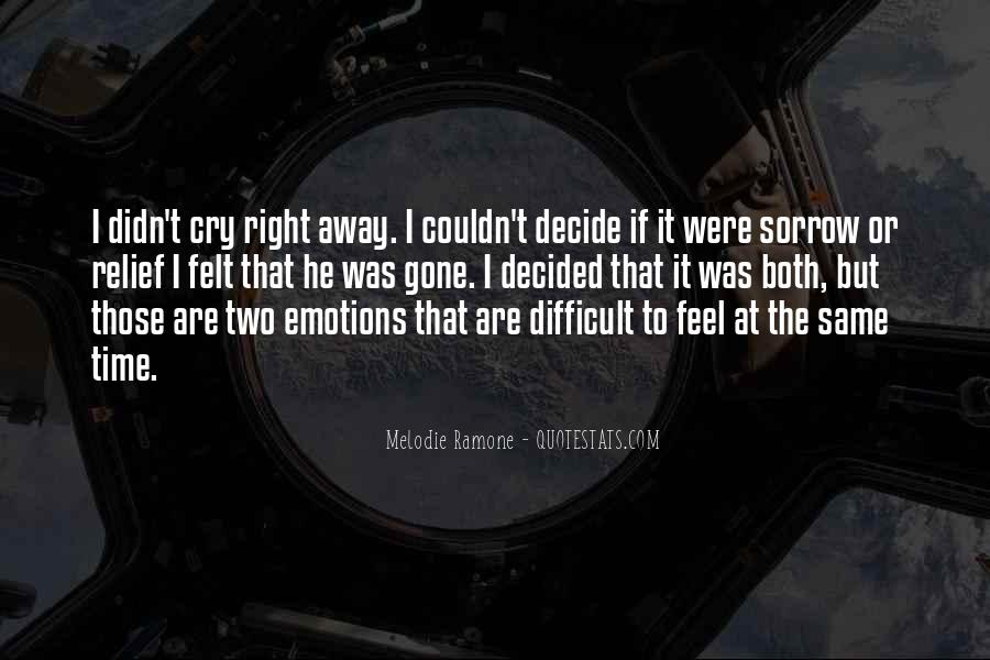 Melodie Ramone Quotes #1246984