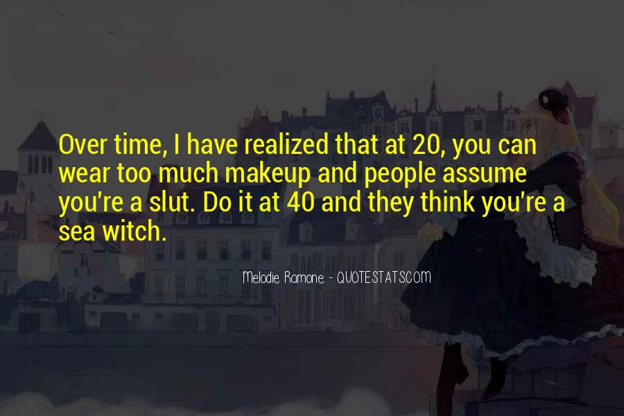 Melodie Ramone Quotes #13417