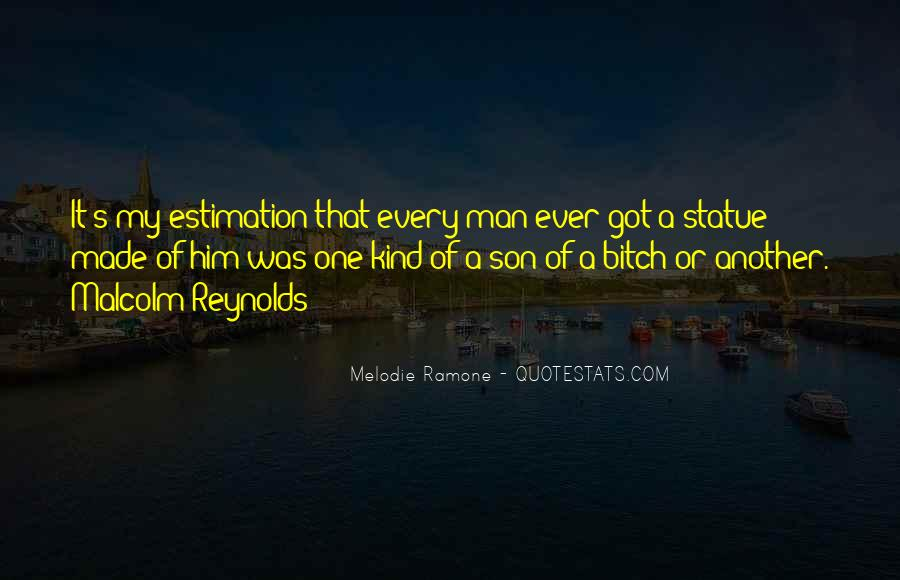 Melodie Ramone Quotes #699371