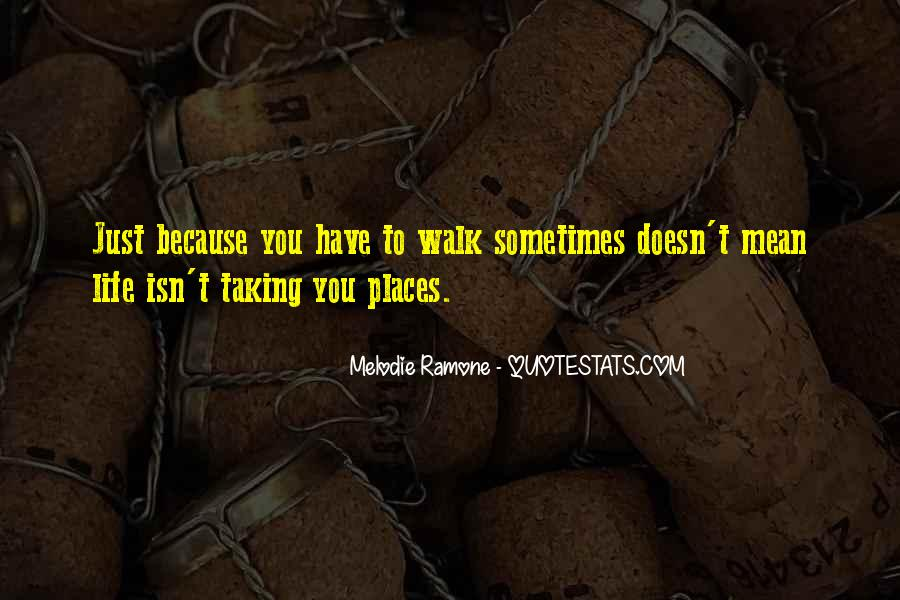 Melodie Ramone Quotes #917