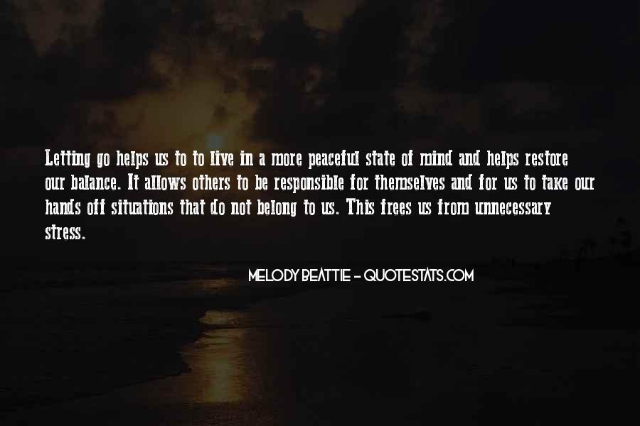 Melody Beattie Quotes #1582354