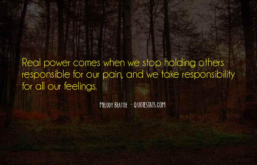 Melody Beattie Quotes #646307