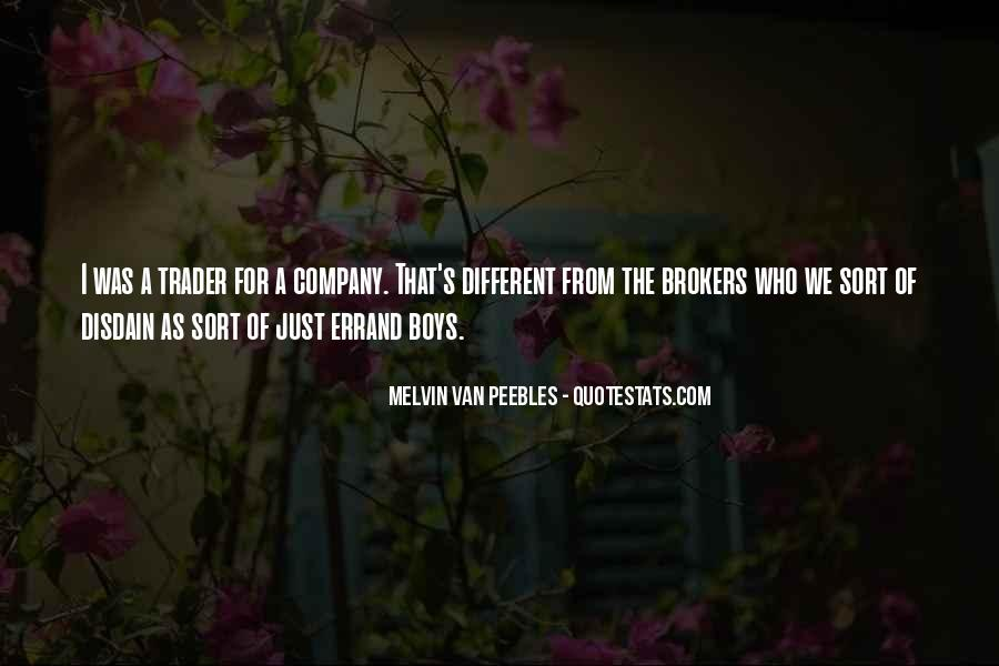 Melvin Van Peebles Quotes #1511311