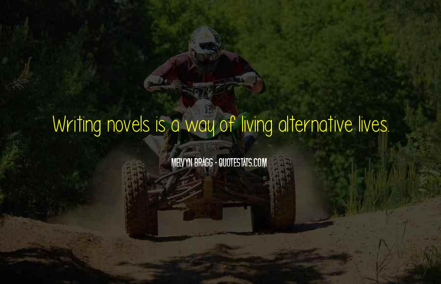Melvyn Bragg Quotes #1469356