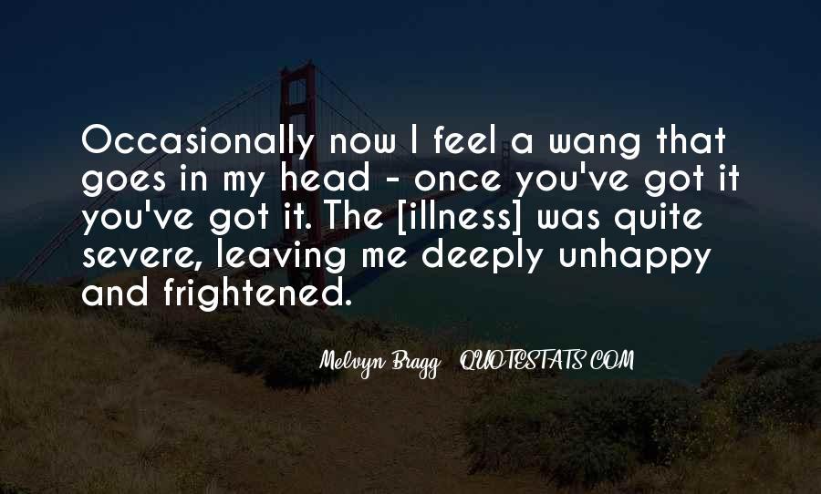 Melvyn Bragg Quotes #1807991