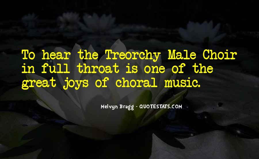 Melvyn Bragg Quotes #903374