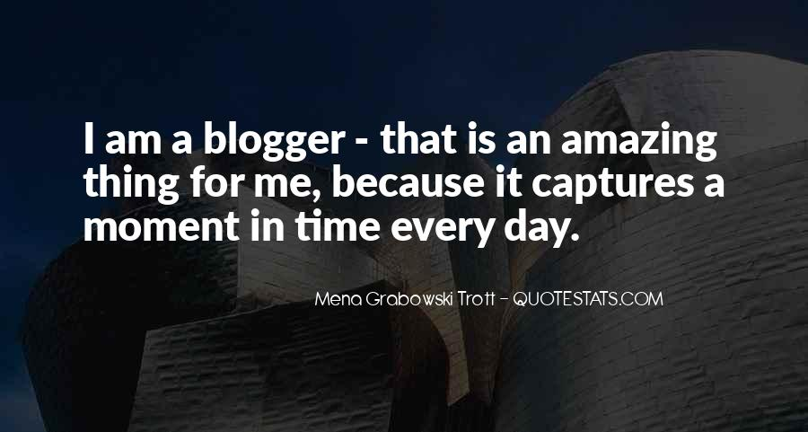 Mena Grabowski Trott Quotes #1618279