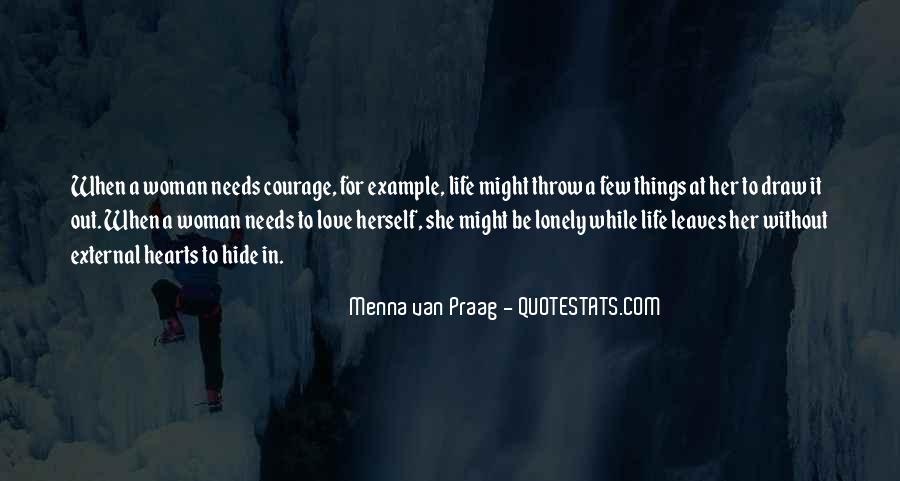 Menna Van Praag Quotes #1018037