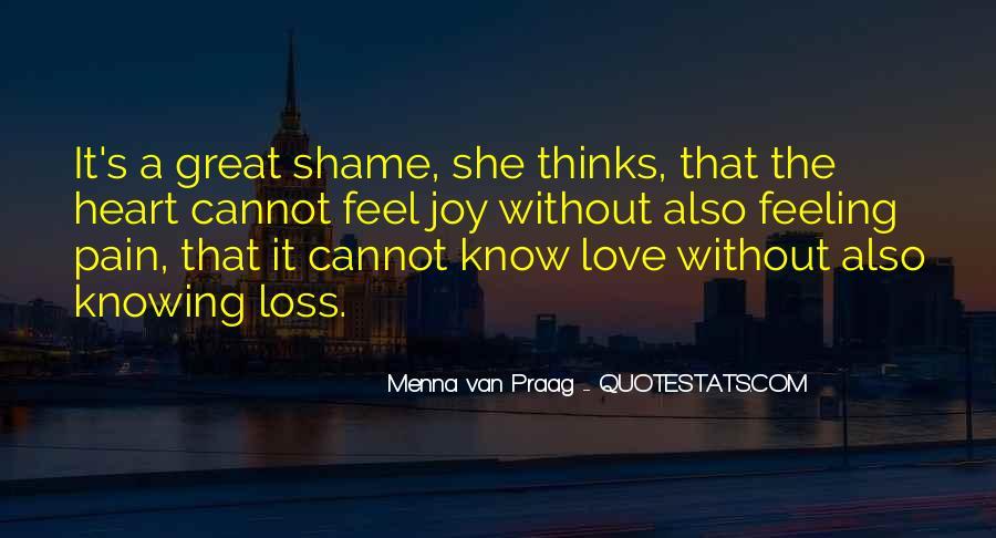 Menna Van Praag Quotes #1048232