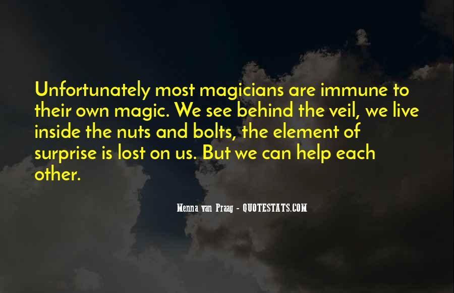Menna Van Praag Quotes #116108